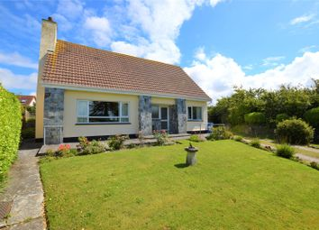 Thumbnail 4 bed bungalow for sale in Martyns Close, Goonhavern, Truro, Cornwall