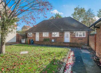 Thumbnail 1 bed bungalow for sale in Arundel Close, Stratford