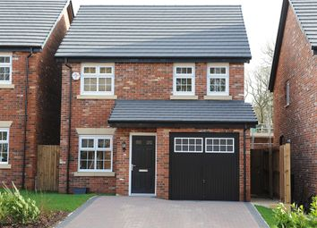 "Thumbnail 3 bed detached house for sale in ""The Danby"" at D'urton Lane, Broughton, Preston"
