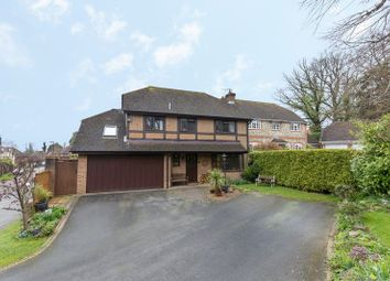 Thumbnail 5 bed detached house for sale in Weller Close, Worth, Crawley, West Sussex