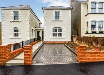 2 bed link-detached house for sale in Napier Road, Gillingham, Kent ME7