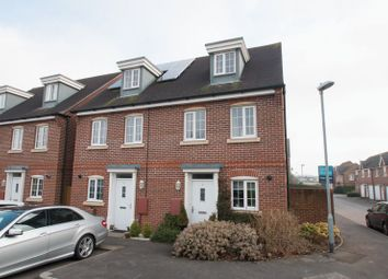 Thumbnail 3 bed town house for sale in Neville Duke Way, Tangmere, Chichester