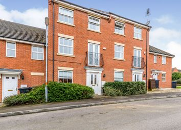 Thumbnail 5 bed terraced house for sale in Romulus Close, Wootton, Northampton