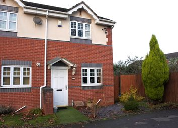 Thumbnail 2 bed end terrace house for sale in Queensway, Manchester