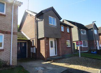 Thumbnail 3 bed link-detached house for sale in Sapperton, Werrington, Peterborough