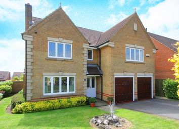 Thumbnail 5 bed detached house for sale in Cottam Drive, Barlborough, Chesterfield, Derbyshire