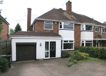 Thumbnail 3 bed semi-detached house for sale in Manor Abbey Road, Halesowen