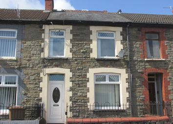 2 bed terraced house for sale in Picton Terrace, Pontlottyn, Bargoed CF81