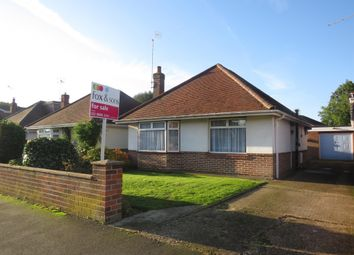 Thumbnail 2 bed detached bungalow for sale in Hammonds Way, Totton, Southampton