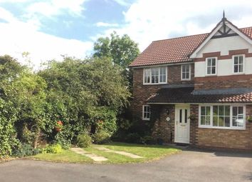 Thumbnail 5 bed detached house for sale in The Meadows, Middleton St. George, Darlington