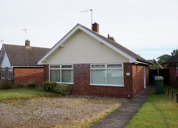 Thumbnail 1 bed detached bungalow to rent in Berry Park Lea, Mansfield