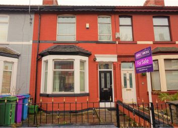 Thumbnail 2 bedroom terraced house for sale in Cedar Road, Liverpool