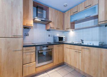 Thumbnail 1 bedroom flat for sale in Aegean Apartment, 19 Western Gateway, London