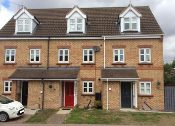 Thumbnail 3 bed terraced house to rent in Darwin Drive, Driffield