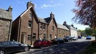 Thumbnail 1 bed flat to rent in Willoughby Street, Muthill, Crieff