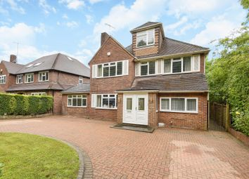 Thumbnail 5 bedroom detached house to rent in Westbury Road, Northwood