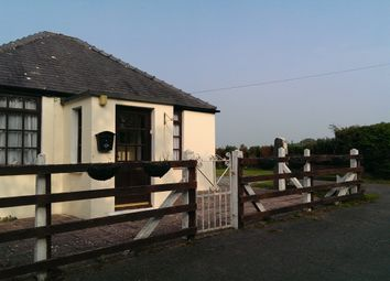 Thumbnail 2 bed cottage to rent in Near Llanerchymedd, Anglesey