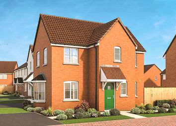 Thumbnail 3 bedroom detached house for sale in Western Avenue, Dogsthorpe, Peterborough