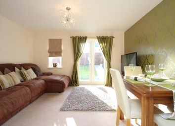Thumbnail 3 bed terraced house for sale in Rattray Crescent, Wishaw, North Lanarkshire