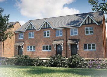 "Thumbnail 3 bed terraced house for sale in ""The Fraser"" at Brampton Lane, Chapel Brampton, Northampton"