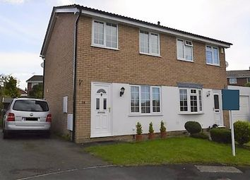 Thumbnail 2 bed semi-detached house to rent in Kemble Drive, Shrewsbury