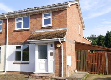 Thumbnail 3 bed semi-detached house to rent in Montagu Close, Swaffham