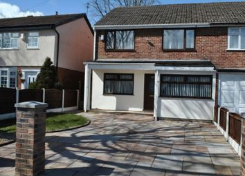 Thumbnail 4 bed terraced house for sale in Grant Road, Dovecot, Liverpool