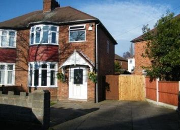 Thumbnail 3 bedroom property to rent in Somerset Road, Willenhall