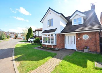 Thumbnail 4 bedroom property for sale in Avonbridge Close, Arnold, Nottingham