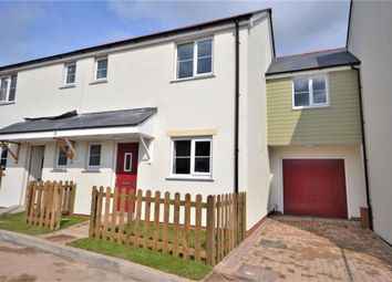 Thumbnail 4 bed semi-detached house for sale in The Market Garden, St Anns Chapel, Gunnislake, Cornwall