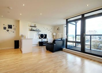 Thumbnail 2 bed flat for sale in Pinnacle House, Colman Parade, Enfield