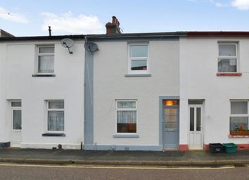 Thumbnail 3 bed terraced house to rent in Gladstone Place, Newton Abbot, Devon