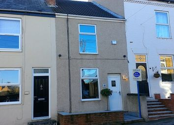 Thumbnail 3 bed terraced house for sale in Queen St, Eckington