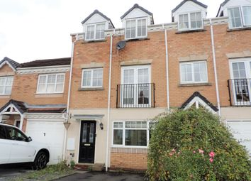 Thumbnail 3 bedroom town house to rent in Wellington Close, Stafford