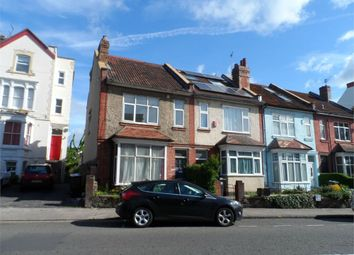 Thumbnail 4 bed terraced bungalow to rent in Ashley Road, St. Pauls, Bristol