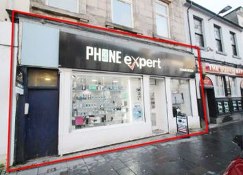 Thumbnail Commercial property for sale in 111-113, High Street, Dumbarton G821Lf