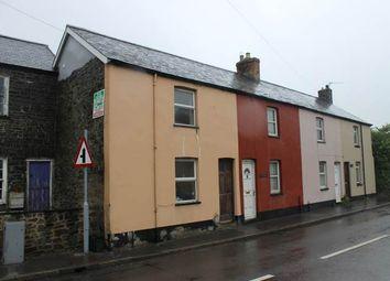 Thumbnail 2 bed end terrace house to rent in Pwllhobi Terrace, Llanbadarn Fawr, Aberystwyth