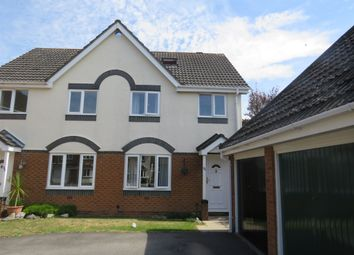 Thumbnail 3 bed semi-detached house for sale in Hedgerow Close, Rownhams, Southampton