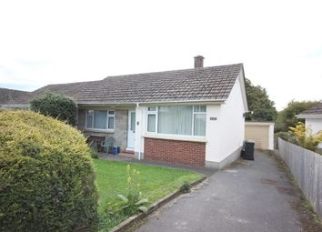 Thumbnail 2 bed semi-detached bungalow for sale in Cooke Drive, Ipplepen, Newton Abbot