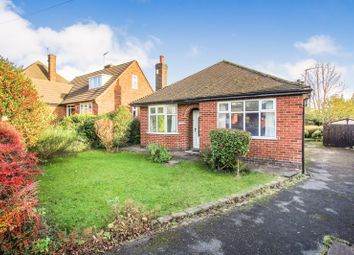 Thumbnail 3 bed detached bungalow for sale in Victoria Street, Alfreton