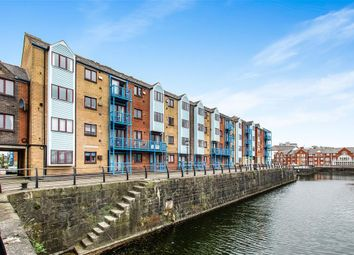 Thumbnail 1 bedroom flat to rent in Abernethy Quay, Maritime Quarter, Swansea