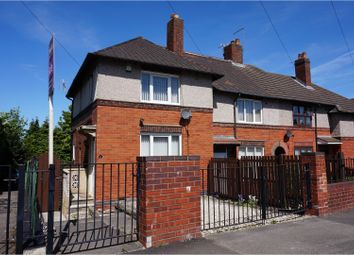 Thumbnail 2 bedroom end terrace house for sale in Fellbrigg Road, Sheffield
