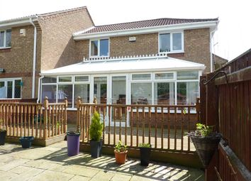 Thumbnail 3 bed end terrace house for sale in Maidwell Way, Laceby Acres, Grimsby