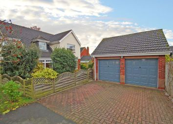 Thumbnail 4 bed detached house for sale in Longmoor Close, Redditch