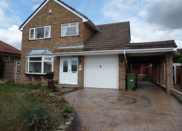 Thumbnail 4 bed detached house for sale in Troughwell Lane, Wrenthorpe, Wakefield, West Yorkshire