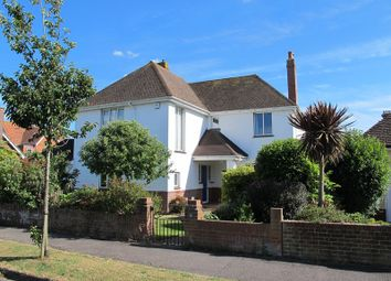 Thumbnail 4 bed detached house for sale in Britten Road, Lee-On-The-Solent