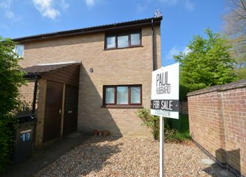 Thumbnail 1 bed flat for sale in Carnoustie Drive, Lowestoft