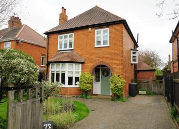 Thumbnail 3 bed detached house for sale in Nettleham Road, Lincoln