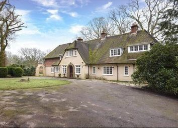 Thumbnail 5 bed country house to rent in Holmsley Road, New Milton