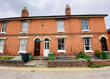 Thumbnail 3 bed terraced house to rent in Portland Street, Hereford